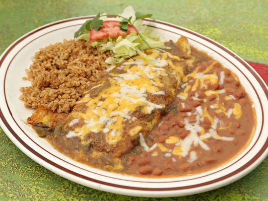 Los Dos Molinos features authentic fare, with dishes