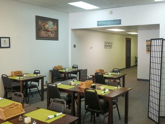 Tommy's Creations, a restaurant located at 141 E. Center St., in downtown Marion, has added catering to its list.