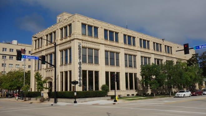 Green Bay Press-Gazette building.