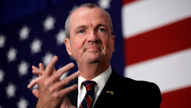 Phil Murphy, the Democrat running for governor of New Jersey, supports tuition-free community college as a way to strengthen the economy. He says the federal government could help pay for the estimated $400 million cost.