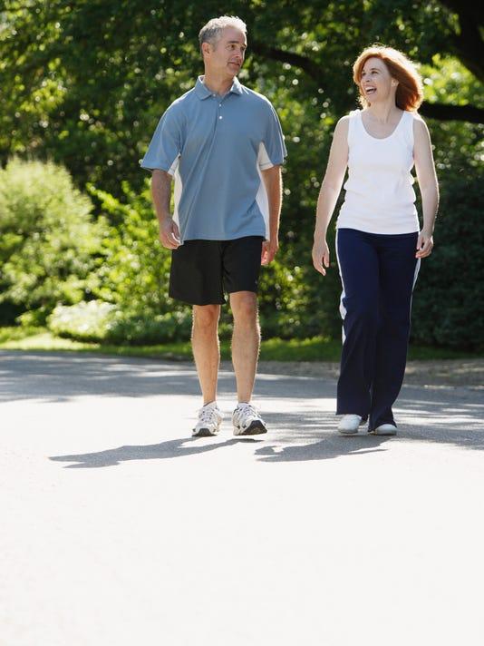 HEALTHY U  walking