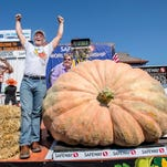 Heaviest is best: Pumpkin sets record at California contest