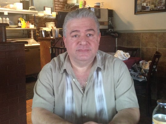 Antonio Cannavo expects to open a new restaurant soon on the former site of Ariano's Trattoria in Mahopac.