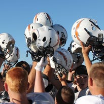 Christian football team: 'We like to hit people but we also like to help them up'