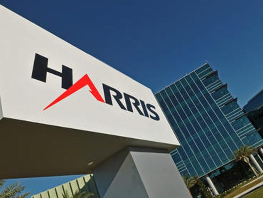 When Harris Corp. decided to remain headquartered in