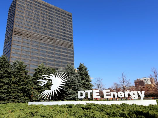 DTE Energy in Detroit.