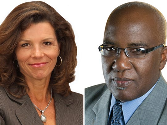Barbara Osterman and Timothy McCauley are co-chairs of the Unite Rochester business committee. Osterman is president of a consulting business, and McCauley is a community activist.
