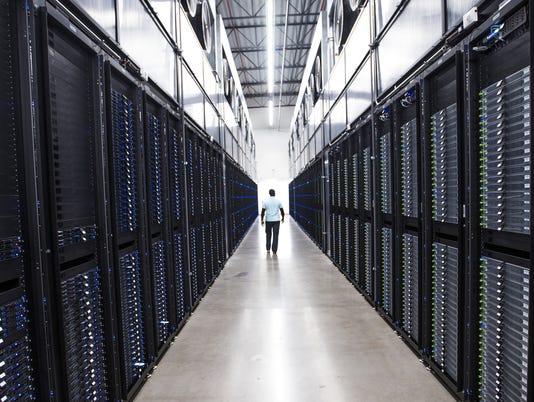 Apple Data Center in Mesa