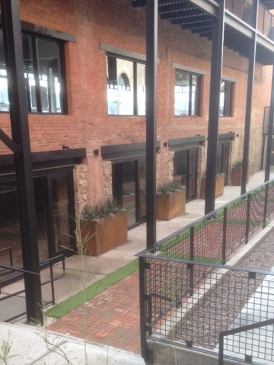Essex Alley project