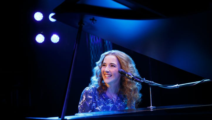 """A scene from """"Beautiful: The Carole King Musical."""""""