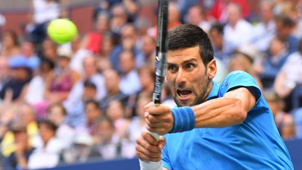 Novak Djokovic accepted a wild card to play in the