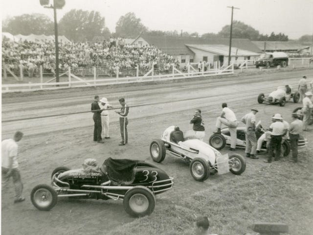 History Space: Auto racing in Vermont