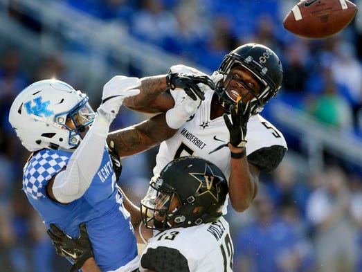 Uk Basketball: Vanderbilt Vs. Kentucky Football: 5 Things To Watch