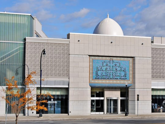 The Arab American National Museum, located in Dearborn,