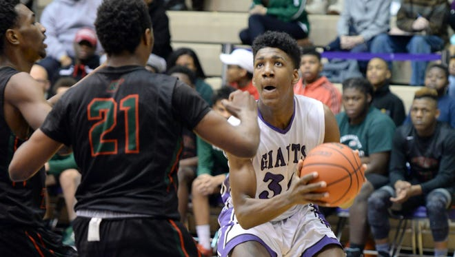 Ben Davis wing Aaron Henry's game isn't the only thing growing.
