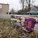 The Kellogg's factory that makes Girl Scout cookies on Ralph Avenue.