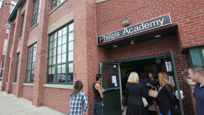 Philip's Academy charter school in Paterson hopes to begin its second year at its current site on State Street.