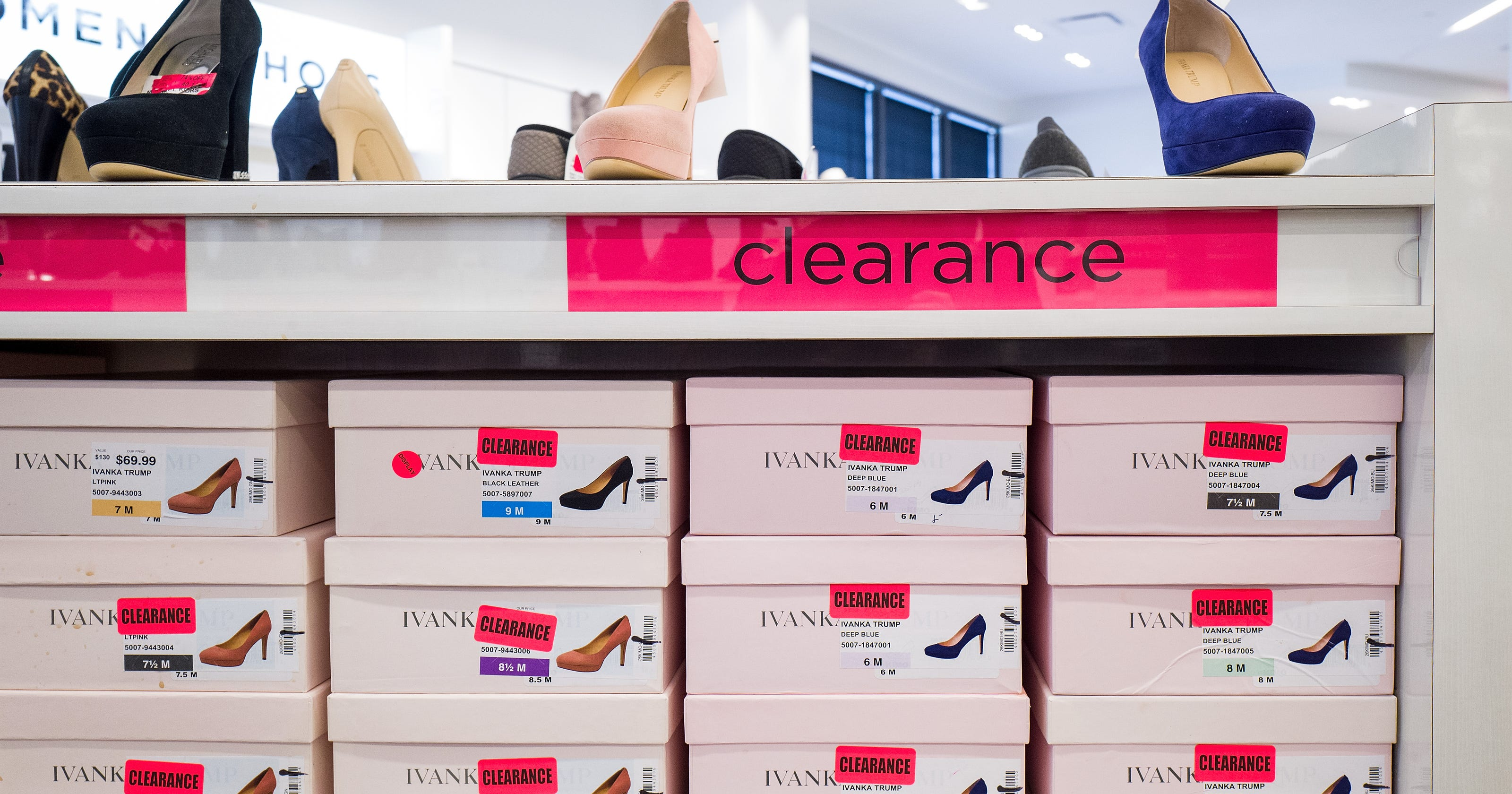 Ivanka Trump Products Are Still Sold At These Stores