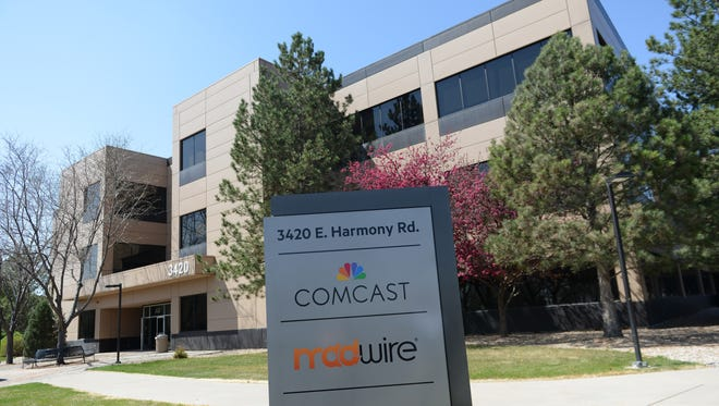 Fort Collins would compete against established telecommunications companies such as Comcast if it were to build its own network to deliver broadband services.