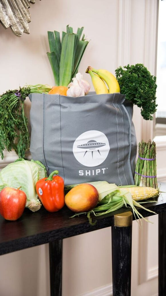 Shipt, a grocery delivery service is set to launch in Greenville Jan. 7.