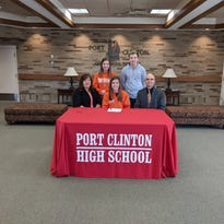Port Clinton's Shaw has new teams to join at Ohio Northern