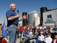 Perdue: It's time for producers to be focus of USDA