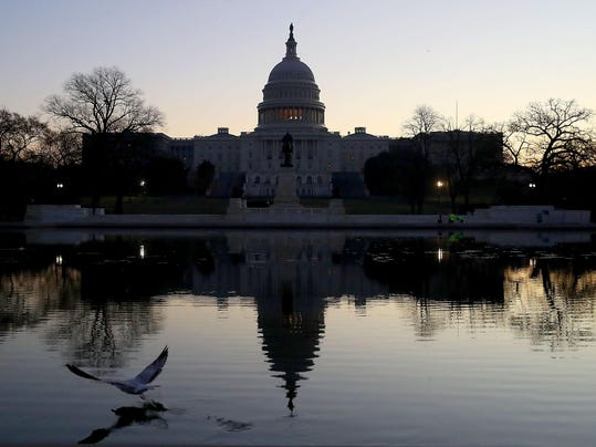 Congress Prepares To Vote On Historic Tax Bill