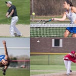 The All-City golf tournament, tennis and track and field regionals, and St. Philip baseball at Comerica Park are all slated for Friday.