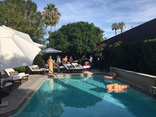 The Rossi Adds To Palm Springs' Boutique Hotel Glow