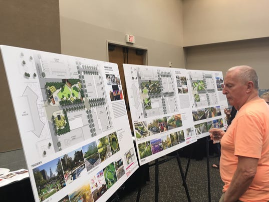 Designers For A New Park In Downtown Palm Springs Want To Hear From You