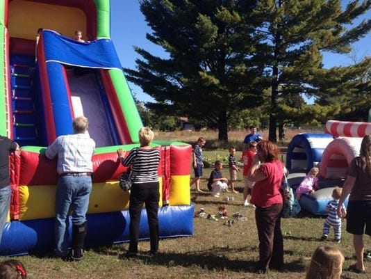 Fall Fest at United Methodist