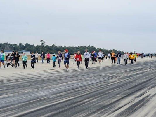 Pensacola Airport 5k Runway Run