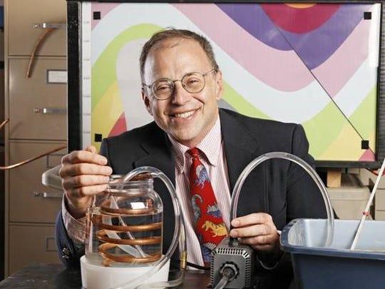 Rutgers names Alexander E. Gates, distinguished service professor