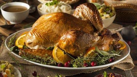 Whole Homemade Thanksgiving Turkey (Dreamstime/TNS)