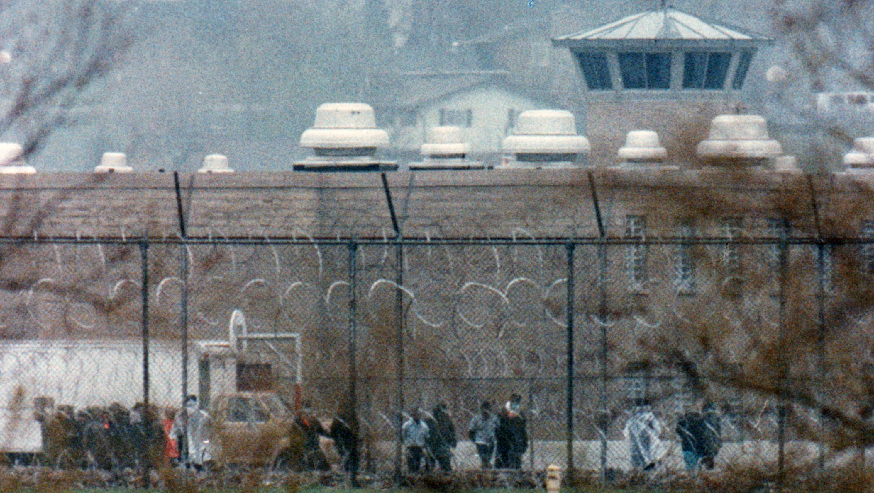 lucasville muslim Ex-inmates say lucasville is a nightmarish institution where guards and inmates divided into increased religious freedom for muslim prisoners and a halt to.
