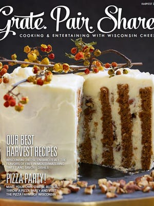 The new Harvest issue of Grate. Pair. Share., an online magazine from the Wisconsin Milk Marketing Board (WMMB), is filled with ways to celebrate the harvest season with Wisconsin cheese.