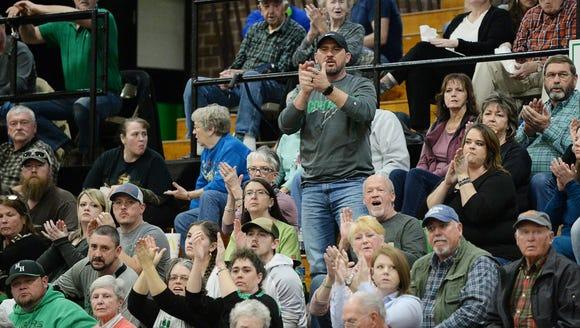 Mountain Heritage defeated Owen 66-28 in Burnsville