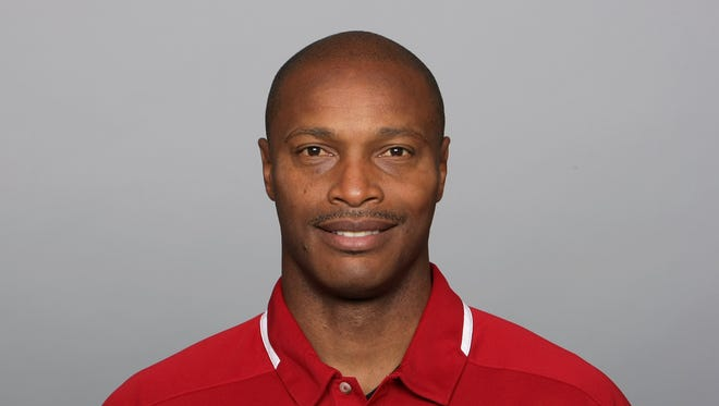 MIchael Johnson Sr. was previously the San Francisco 49ers' offensive coordinator.