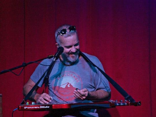 JJ Grey performs April 13 at Southwest Florida Event Center in Bonita Springs.