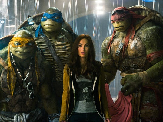 Film Review Teenage Mutant Ninja Turtles