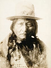 Sitting Bull was the chief and spiritual leader of