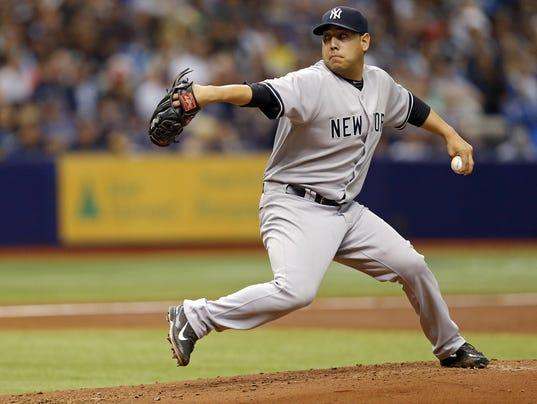 Nuno Yankees