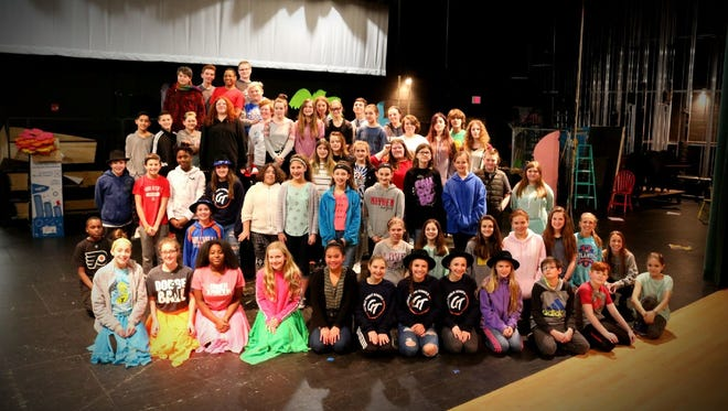 """MILLVILLE - Lakeside Middle School students will present the musical, """"Seussical Jr.,"""" at 7 p.m. March 9 and 10 in the school auditorium at 2 N. Sharp St.Tickets, available at the door, are $5."""