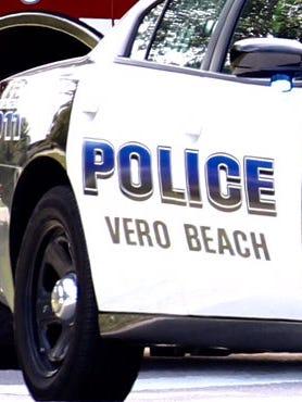 Vero Beach Police cruiser
