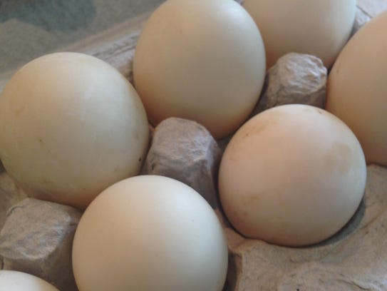 Eggs last longer than you think.