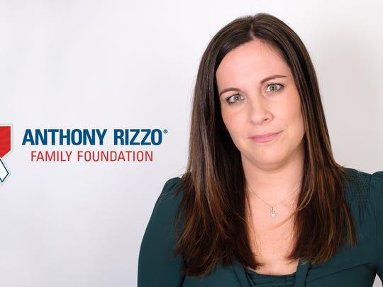 Abby Suarez, Executive Director, Anthony Rizzo Family Foundation