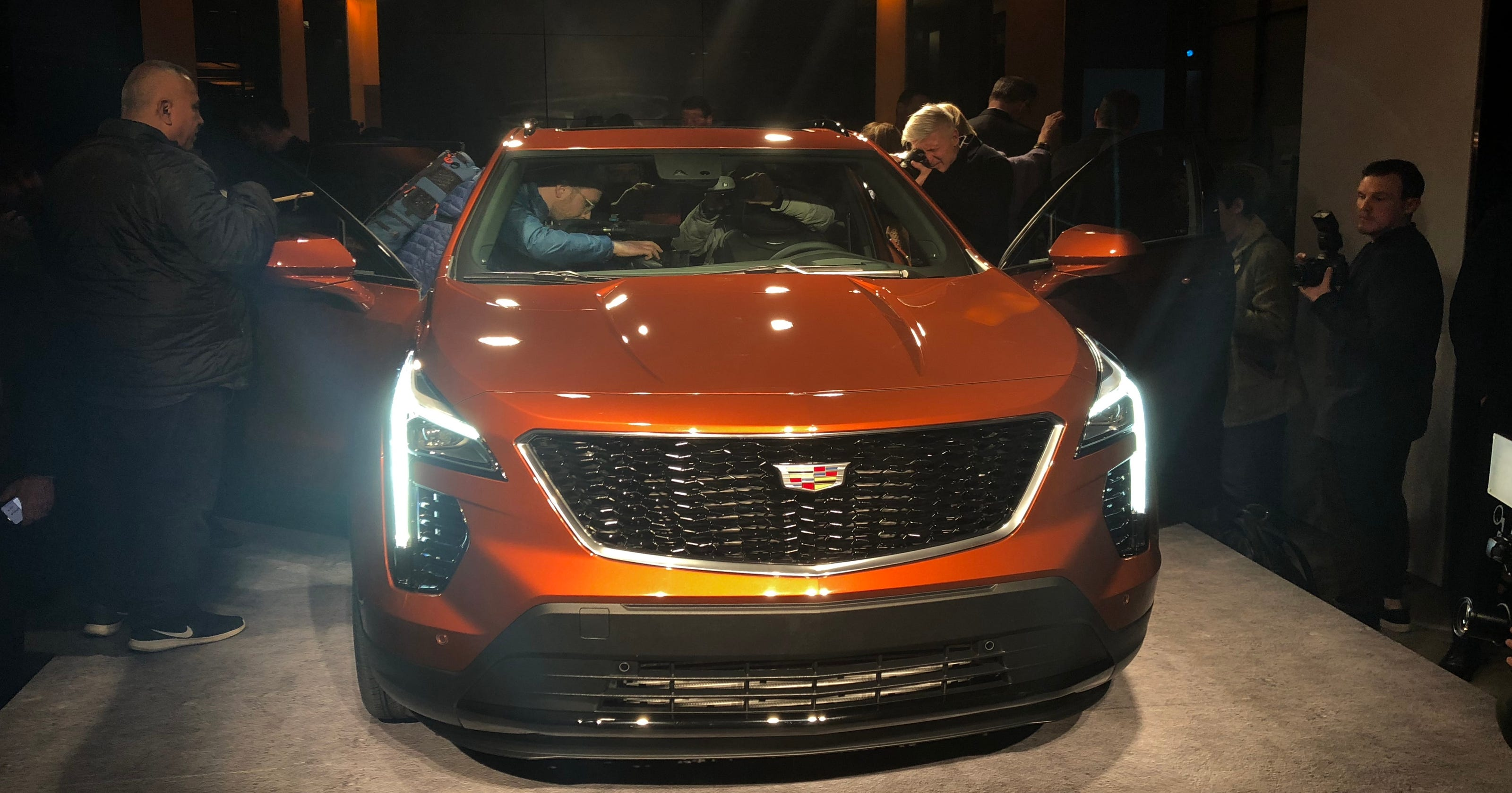 New York Auto Show: Cadillac XT4 brand new crossover is revealed