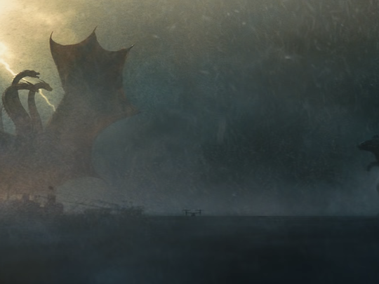 "Warner Bros. released the new trailer for ""Godzilla: King of Monsters"" on Monday."