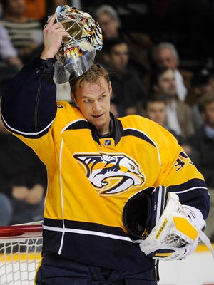 The Predators need a healthy Pekka Rinne during the final two months of the season.