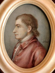A portrait of John Jay